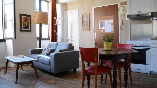 Ot 03 Appartement Location Meuble Salies Bayaa 3 Pieces Appartement Plan L1440