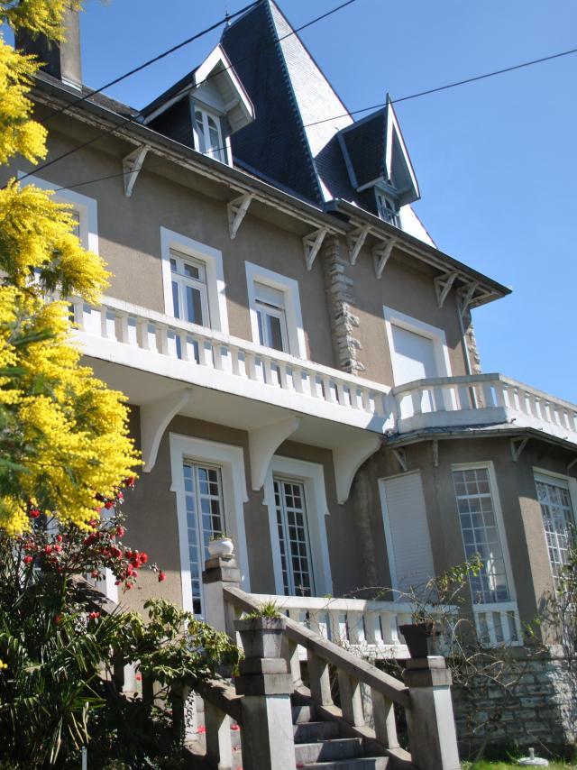 La Villa Hortebise à Salies-de-Béarn