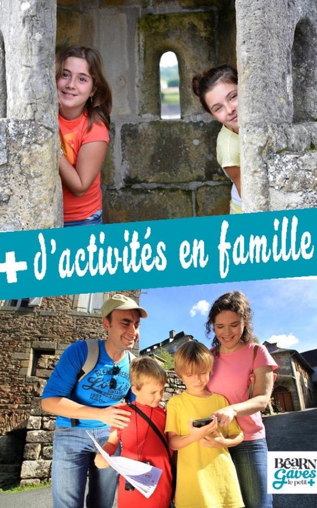 Couv + D'activités En Famille