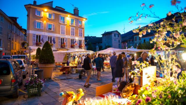 Marche Nocturne Allevard-les-Bains