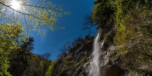 Cascade Du Bresson