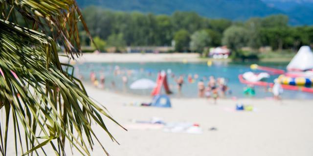 Base de loisirs lac de la Terrasse