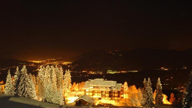 Station Le Collet d'ALLEVARD Ski de nuitIsŽre