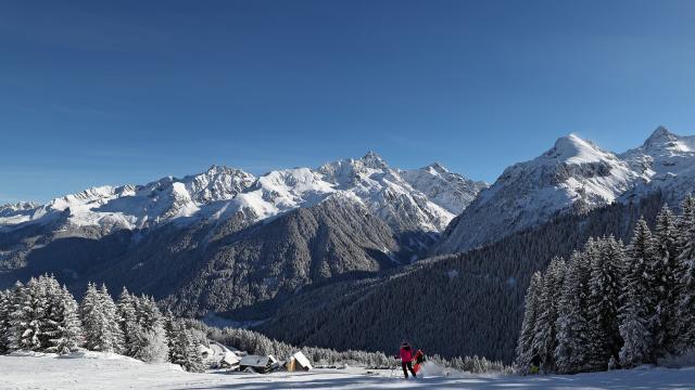 Les 7 Laux versant Le Pleynet et vallée du Haut-Bréda