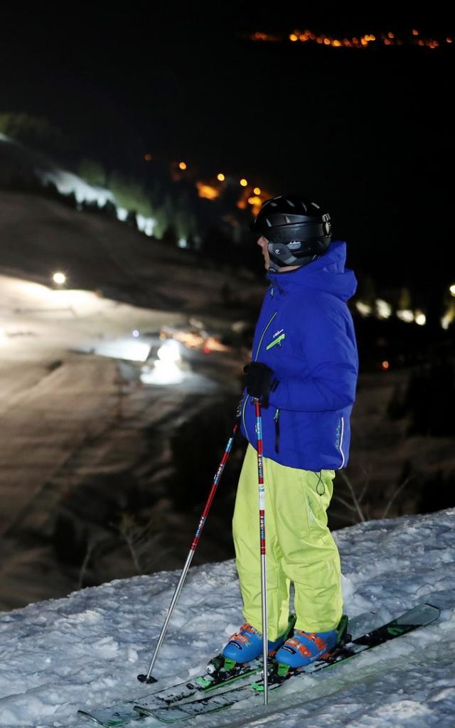 Le Collet Ski Nocturne