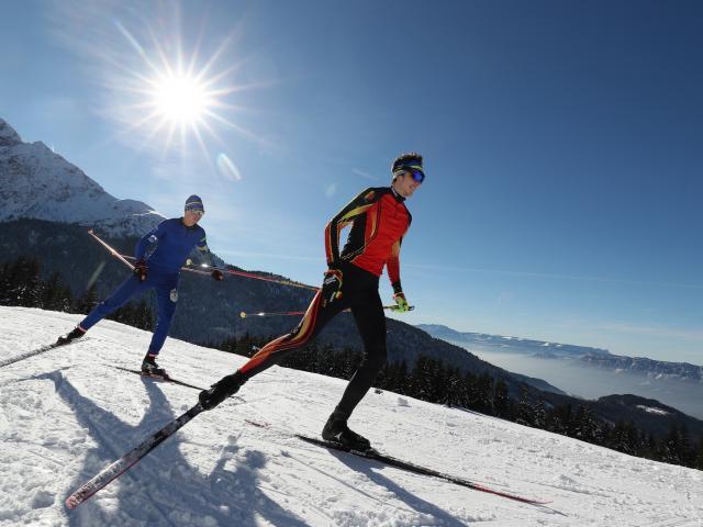 Ski nordique en Belledonne