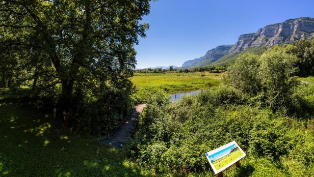 Plaine du Grésivaudan Espace naturel sensible de l'Isère