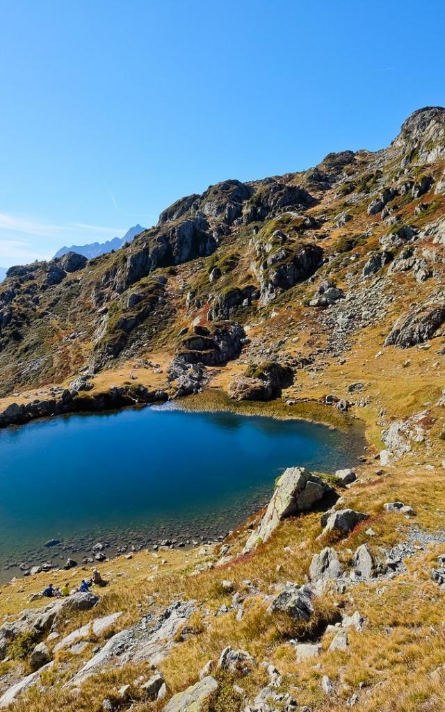 lac de la Coche