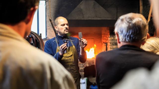 Musée des forges et moulins de Pinsot
