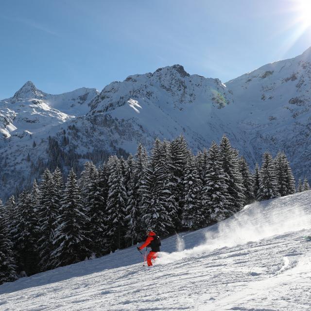 Une station de ski idéale en Isère pour les étudiants