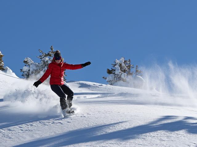 La station de ski du Collet en Isère est parfaite pour les jeunes étudiants