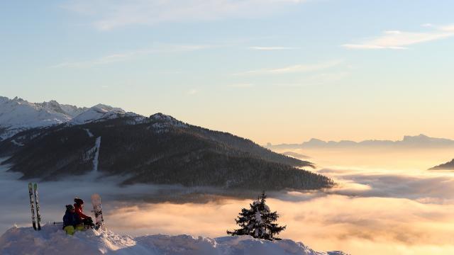 La station de ski du Collet en Belledonne propose des tarifs étudiants pas chers