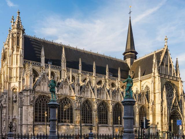 Sablon-Marolles - Zavel-MarollenRue de la Régence - RegentschapsstraatNotre-Dame du Sablon - Onze-Lieve-Vrouw-ten-Zavel - Our Blessed Lady of the Sablon© visit.brussels - Jean-Paul Remy - 2017