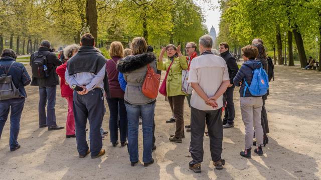 Arkadia - 200 ans de Joseph PoelaertParc de Bruxelles - Warandepark© Visit Brussels - Jean-Paul Remy - 2017