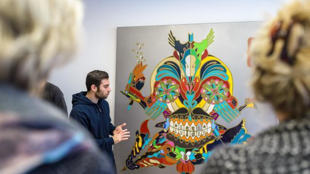 Millennium Iconoclast Museum of ArtPermanent Collection© Visit Brussels - Jean-Paul Remy - 2017