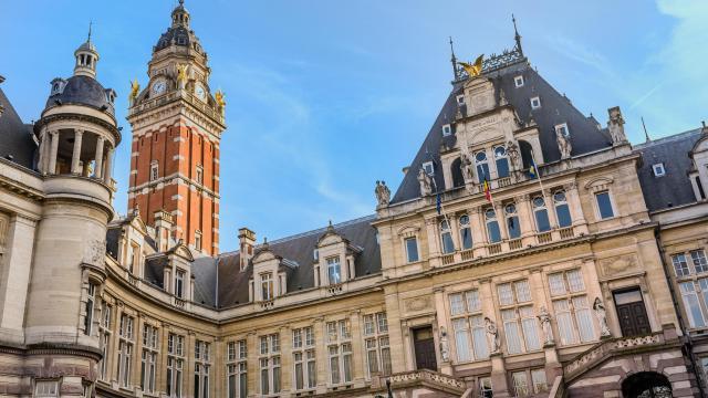 Saint-Gilles - Sint-Gillishôtel de ville - stadhuis - city hall© visit.brussels - Jean-Paul Remy - 2017