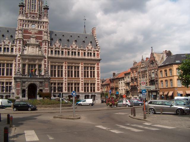 Schaerbeek Place Colignon 01