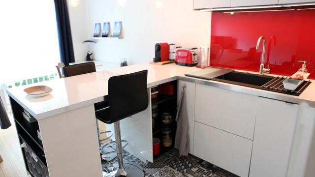 Cuisine studio Bruxelles
