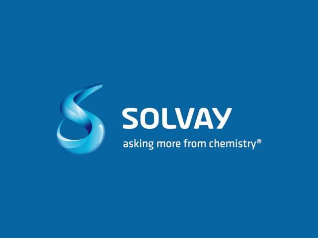 Solvay Banner