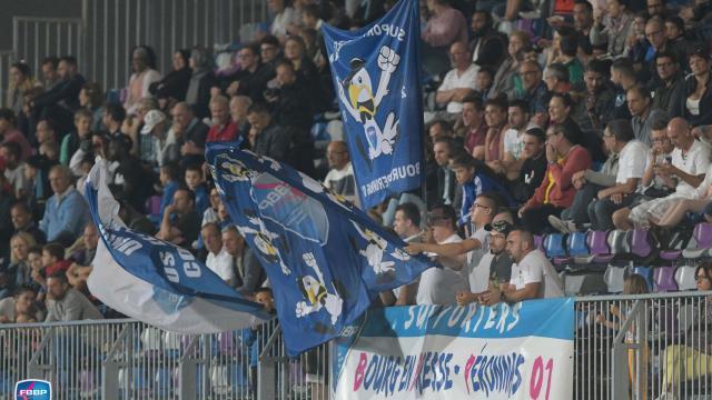 Tribunes Supporters Bressans FBBP