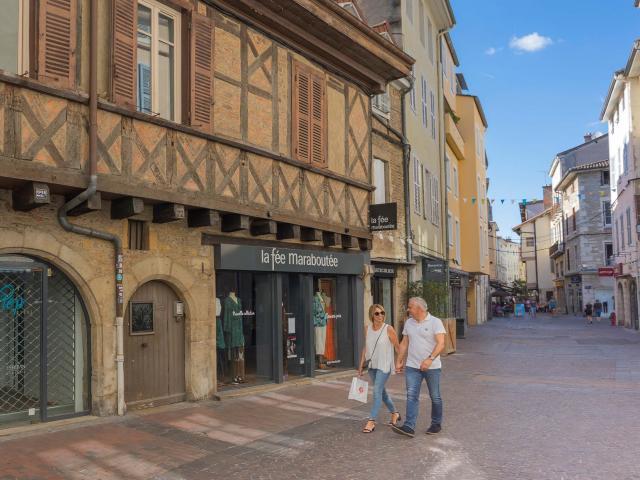 Balade Shopping Centre-Ville Bourg-en-Bresse