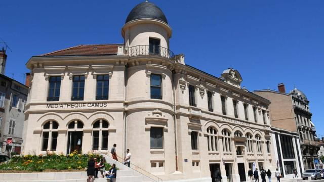 Centre Camus Ville De Bourg En Bresse