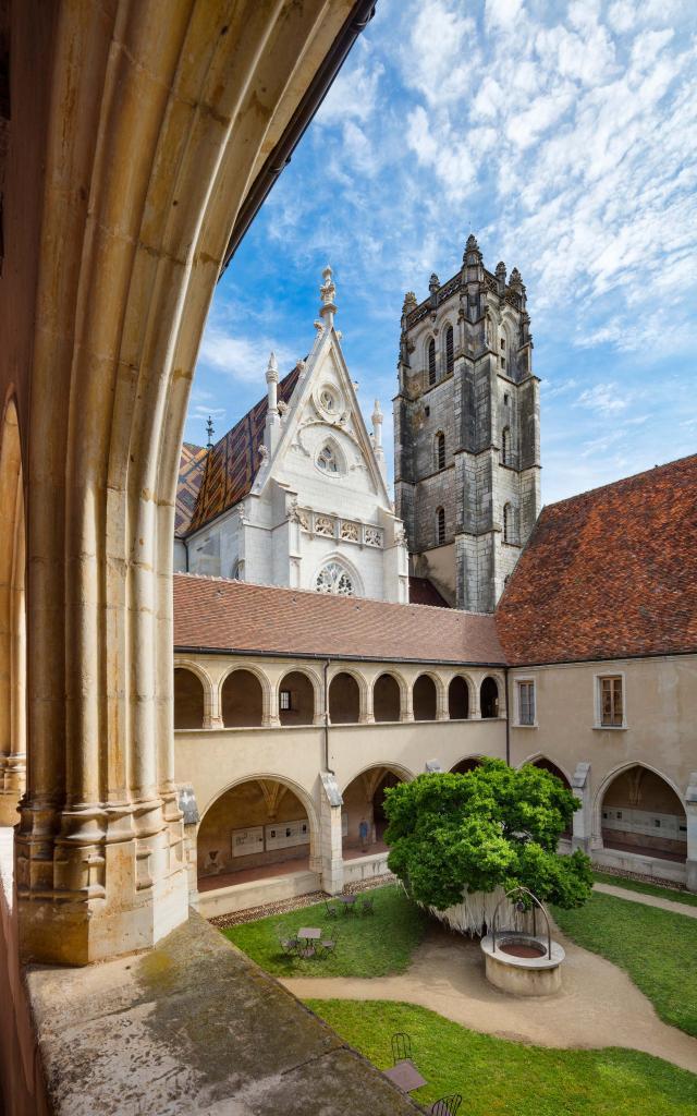 Premier Cloître Monastère Royal De Brou