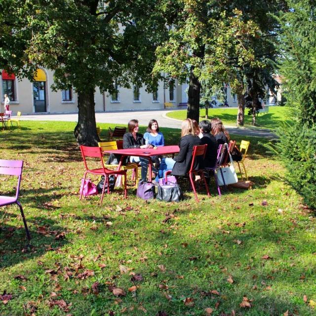 Extérieur Campus De Bourg Lyon3 Credit Ceuba