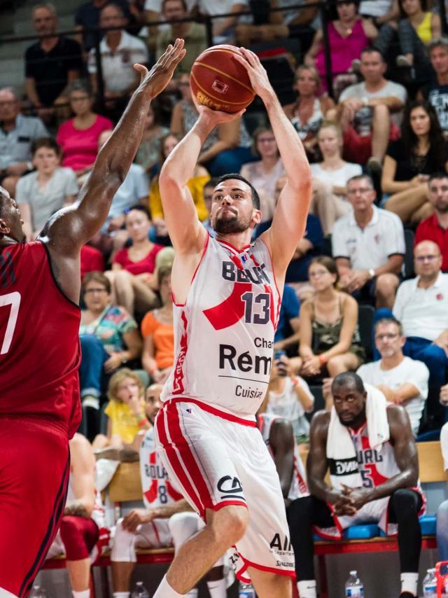 JL Bourg-en-Bresse Basket