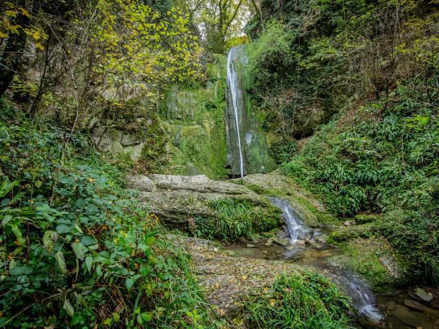 Cascade Vallon Des Faulx