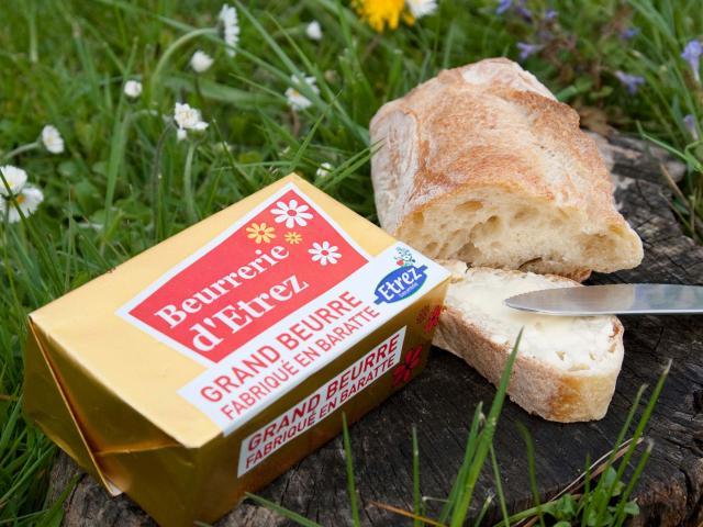 Beurre et pain