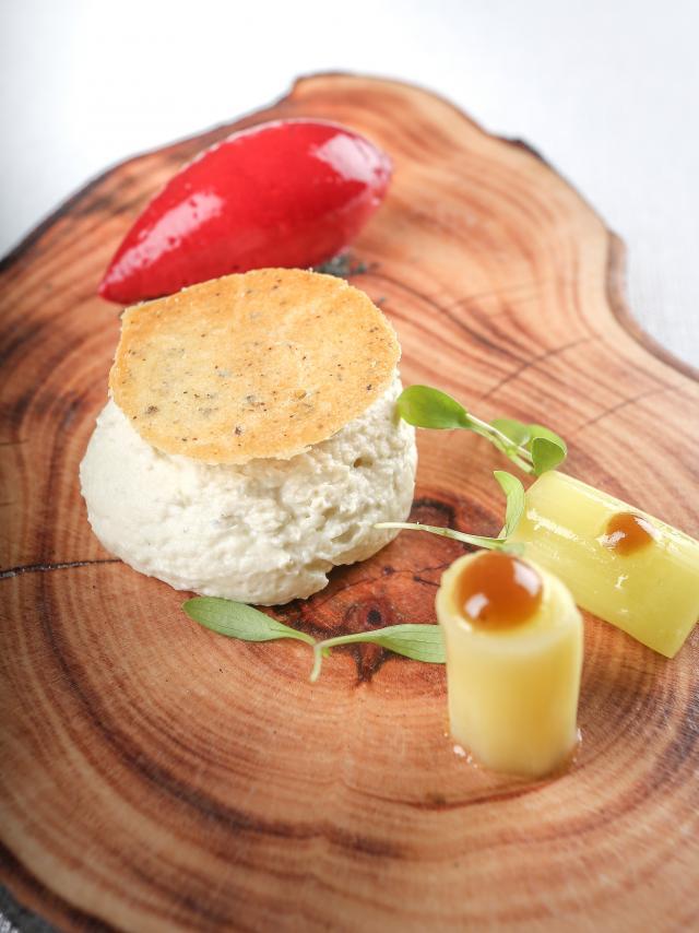 Recette à base de fromage