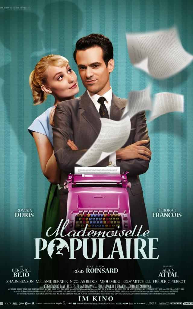 affiche de film populaire