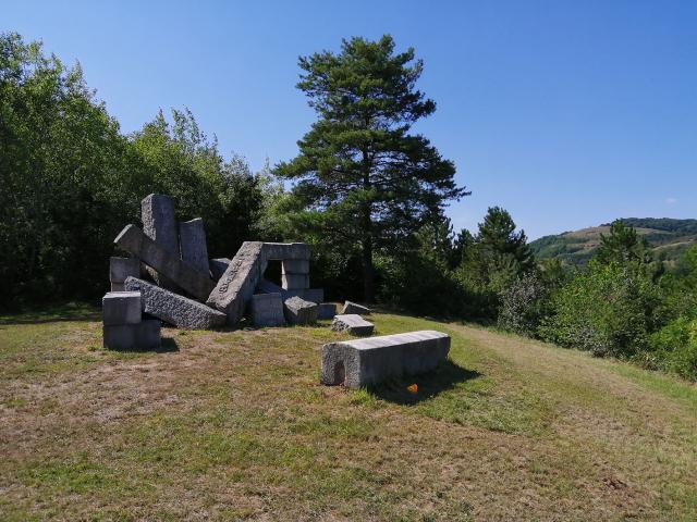 Mémorial du Grand Brûle