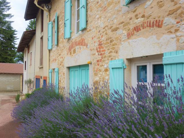 maison de village Meillonnas