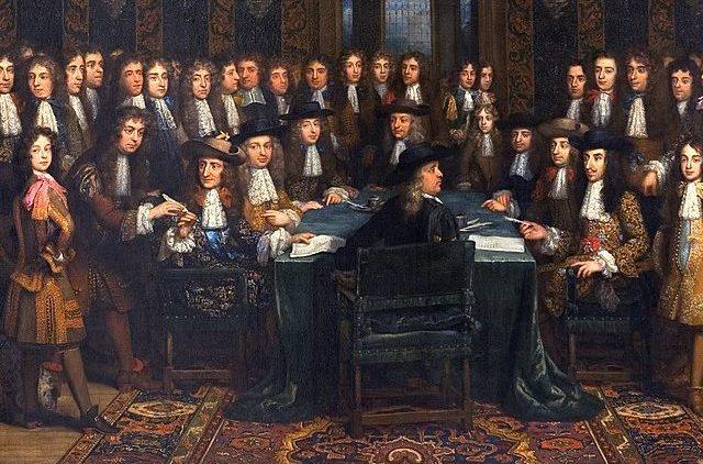 Vrede van Nijmegen - De ondertekening van de Vrede tussen Frankrijk en Spanje