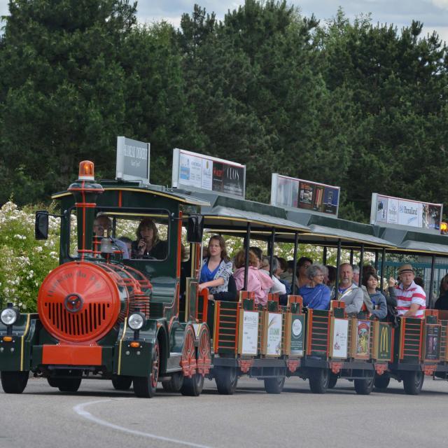 80 Coll Hameau Duboeuf Train Du Hameau