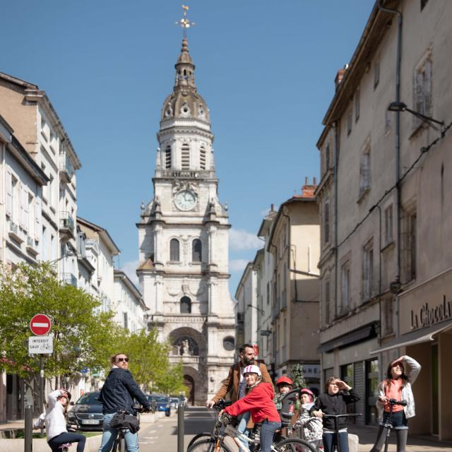 Eglise Notre Dame Bourg-en-Bresse