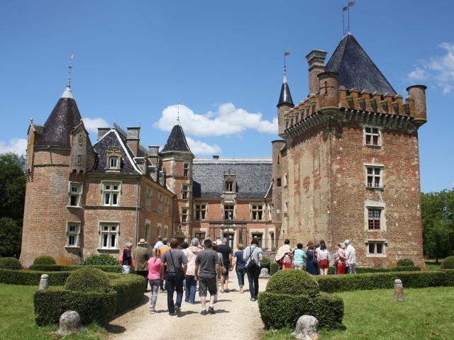 Chateau De Loriol Confrancon©marine Laubriat Office De Tourisme 2016 (36)