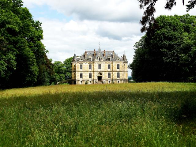 Château Fleyriat Viriat©vg Pcb (17)
