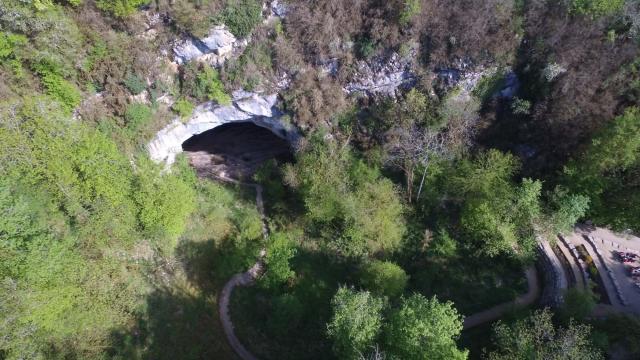 Parc des Grottes du Cerdon