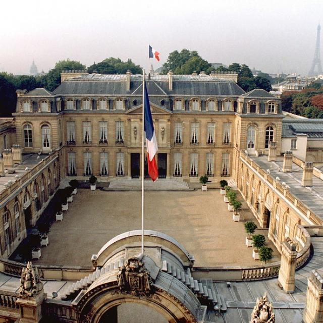 Palais De Lelysée ©manhhai