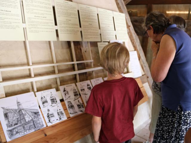 Visite Maison De Pays En Bresse