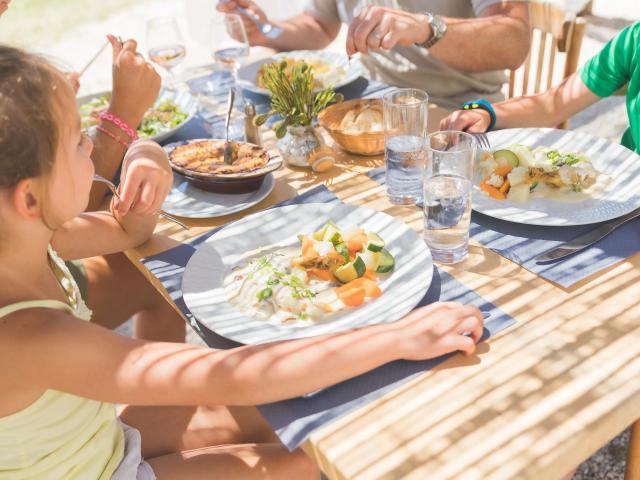 restaurant La Grange du Pin