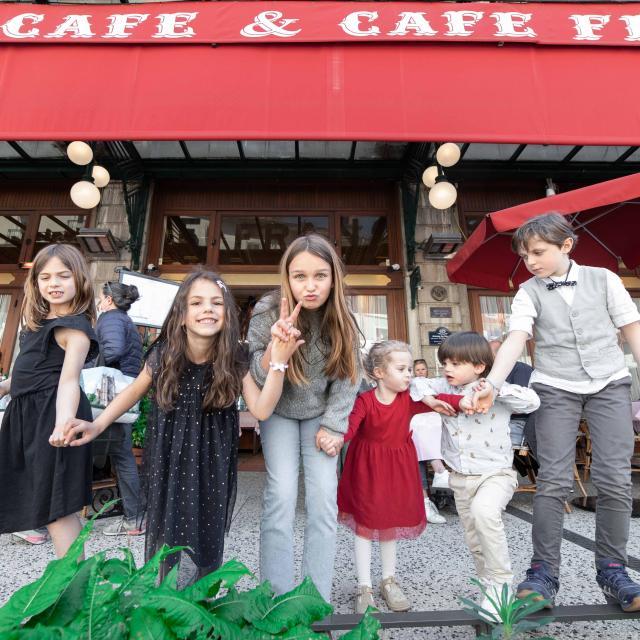 Enfants restaurant