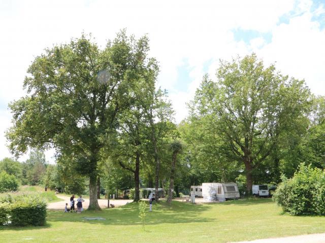 Camping La Grange du Pin