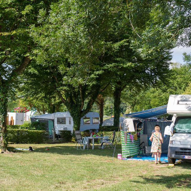 Camping La Plaine Tonique