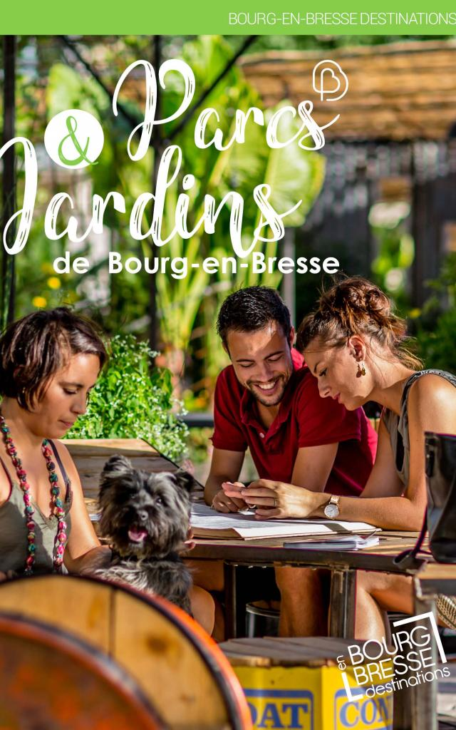 Guide Visitelibre 2020 Parcs Et Jardins Français