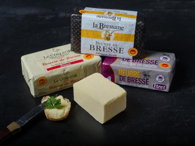 Crème et Beurre de Bresse AOP