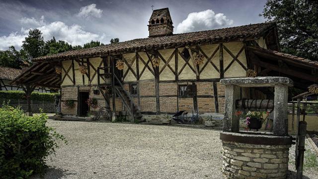 Ecomusée Pays En Bresse